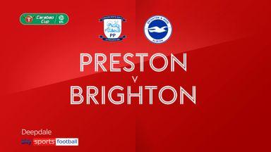 Preston 0-2 Brighton