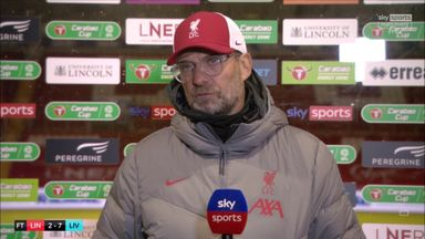 Klopp proud of performance