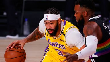 Davis hits 34 in Lakers' Gm 4 win