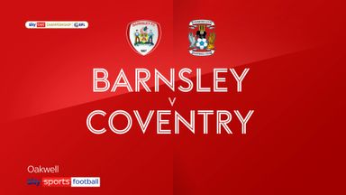 Barnsley 0-0 Coventry
