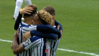 Robinson gives Baggies the lead (4)