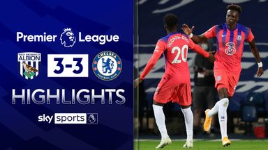 Second half fightback earns Chelsea point