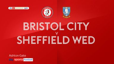 Bristol City 2-0 Sheffield Wed