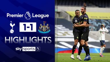 Controversial pen earns point for Newcastle