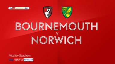 Bournemouth 1-0 Norwich