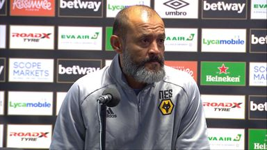 Nuno: Everyone knows we must do better