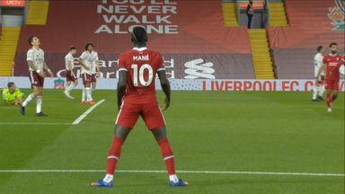 Mane equalises for Liverpool! (28)