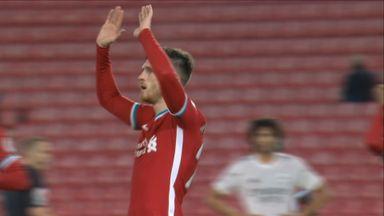 Robertson puts Liverpool ahead! (34)