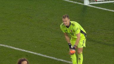 Leno stops Van Dijk effort (62)