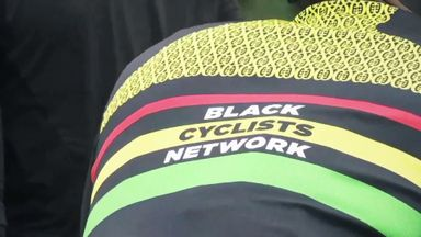 Increasing diversity: The Black Cyclists Network