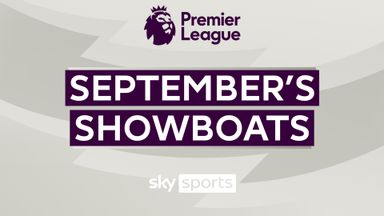 PL Showboats of the Month: September
