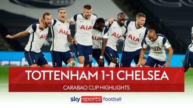 Tottenham 1-1 Chelsea (5-4 pens)