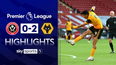 Wolves strike early to beat Sheff Utd