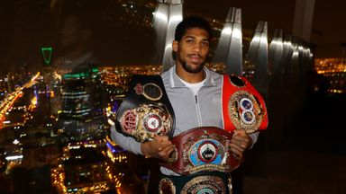 Hearn: AJ will fight with fans or without