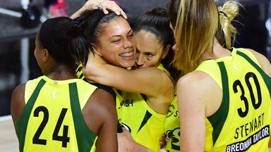 WNBA: 2020's best buzzer-beaters