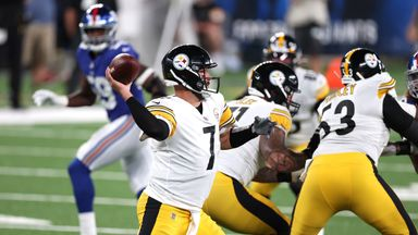 Big Ben stars on Steelers return