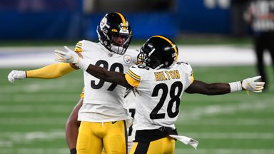 Steelers 26-16 Giants