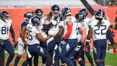 Titans 16-14 Broncos
