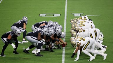 Saints 24-34 Raiders