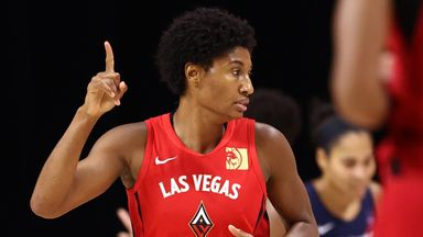 McCoughtry lights up Sun as Aces force Game 5