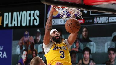 AD drops 37 in Finals opener