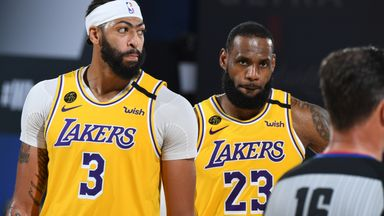Mo: No walkover, but Lakers take the title