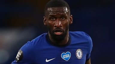 Lampard: Rudiger in contention for Krasnodar