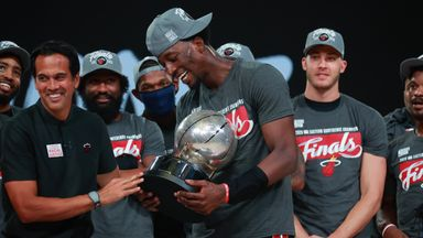 Ultimate Highlight: Heat heading to the NBA Finals