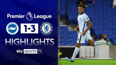 James stunner helps Chelsea to Brighton win