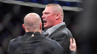 Sonnen: Lesnar using MMA for leverage