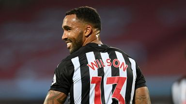 Bruce: Wilson crucial to Newcastle