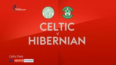 Celtic 3-0 Hibernian