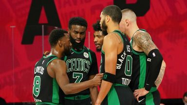 Celtics vow to be more focused