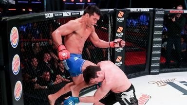Best finishes from Bellator 245/246 fighters
