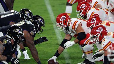 Chiefs 34-20 Ravens