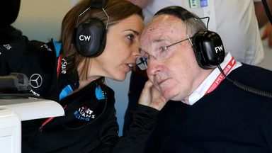 Williams family stepping away from F1