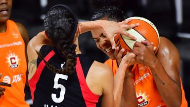 WNBA SF Gm 1: Sun 87-62 Aces
