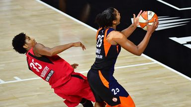 WNBA SF Gm 3: Aces 68-77 Suns