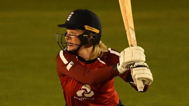 Women's second T20: Eng vs WI highlights