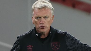 Moyes: Return of fans is great news