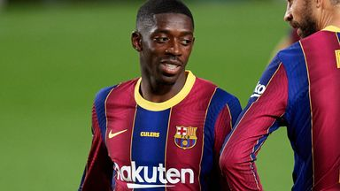 Will Man Utd switch focus to Dembele?