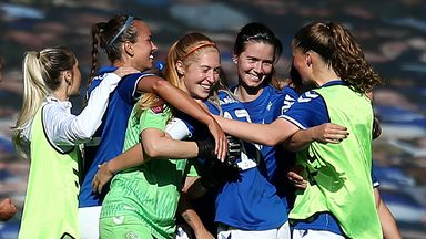 'Everton Women can compete with top teams'
