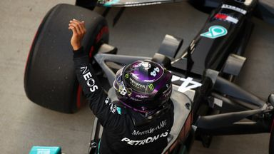 No Mercedes front row lockout