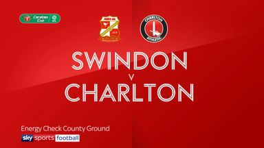 Swindon 1-3 Charlton