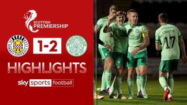 St Mirren 1-2 Celtic