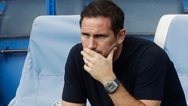 Lampard: The players are frustrated