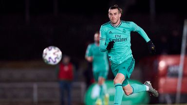 Calderon: Bale perfect for counter-attacking Spurs