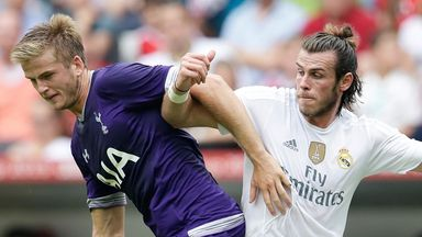 Dier: Impossible to ignore Bale rumours
