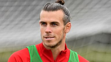 Giggs: Bale not quite right for this camp