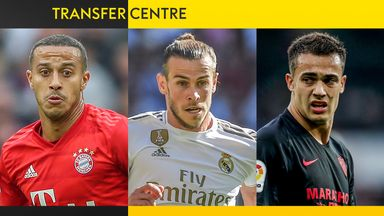 Who has done the best transfer business?
